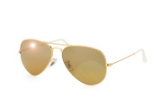 Ray-Ban Aviator Large Metal RB 3025 001/3K, Aviator Sonnenbrillen,