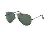 Ray-Ban Aviator Large Metal RB 3025 002/58, Aviator Sonnenbrillen,
