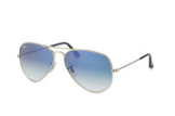 Ray-Ban Aviator Large Metal RB 3025 003/3F, Aviator Sonnenbrillen,