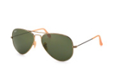 Ray-Ban Aviator Large RB 3025 177, Aviator Sonnenbrillen, Goldfarben