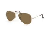 Ray-Ban Aviator RB 3025 001/57 small, Aviator Sonnenbrillen,