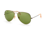 Ray-Ban Aviator RB 3025 177/4E large, Aviator Sonnenbrillen, Goldfarben